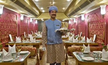 Zugreisen Indien