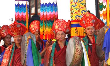 Nordindien West Bhutan Reise