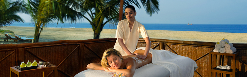 Goa Reisen Massage