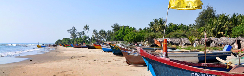 Goa Reisen Beach
