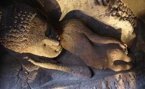 Ajanta Höhlen