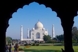 Erfahrungsbericht Gecco Tours Taj Mahal