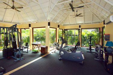 Carnoustie Ayurveda & Wellness Resort Fitnessstudio