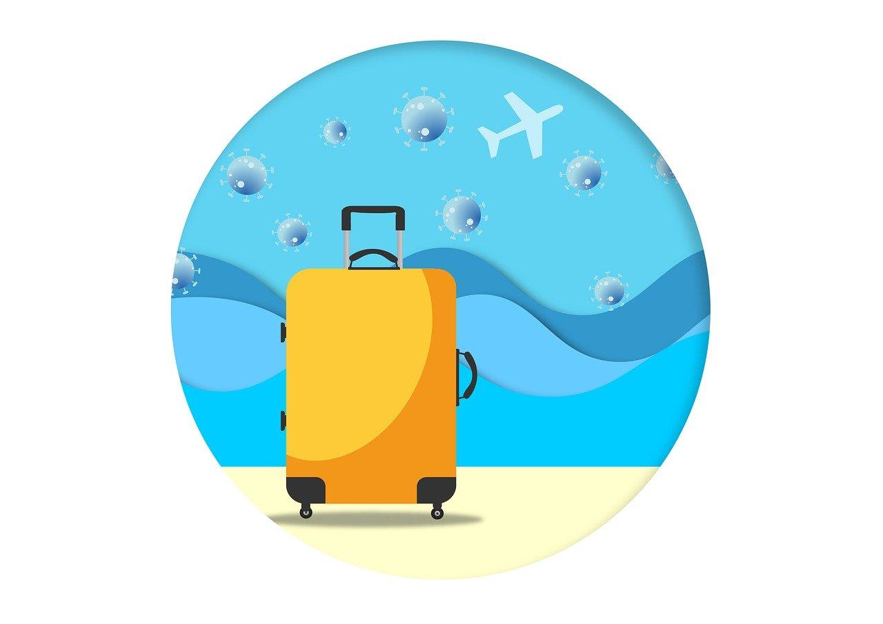 Reisen während Corona