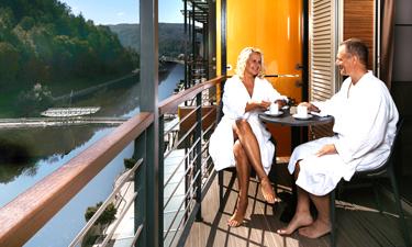 Komfort Plus Zimmer mit Balkon