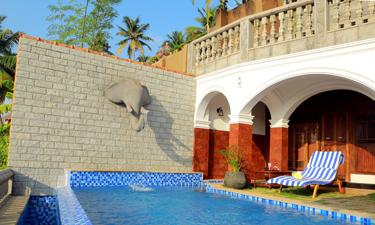 Ayur Soma Pool Villa